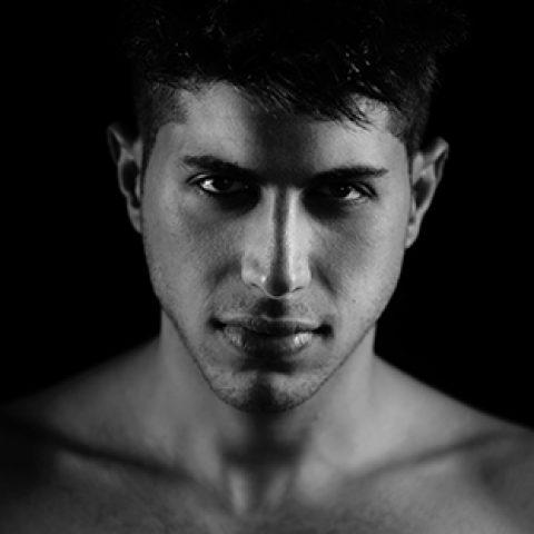 צילום גברים אומנותי